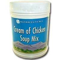 Суп-крем со вкусом курицы