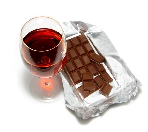 Шокода и вино , Q 10 vitaline.
